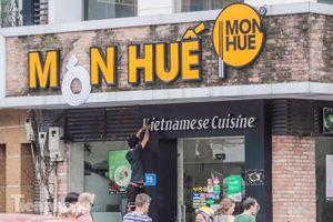 Sau TPHCM, chuỗi cửa hàng Món Huế ở Hà Nội cũng đóng cửa hàng loạt