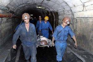 Bị đá rơi trúng ở độ sâu âm 160m, một công nhân than tử vong