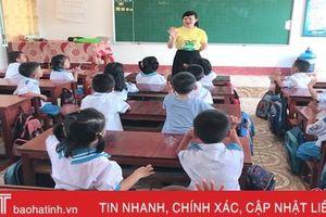 Can Lộc tổ chức thi tuyển 49 giáo viên mầm non, tiểu học