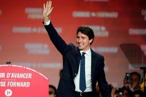 Thủ tướng Justin Trudeau tiếp tục nắm quyền