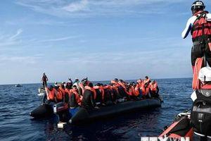 Hơn 90% dân di cư châu Phi sẵn sàng chấp nhận nguy hiểm để tới châu Âu