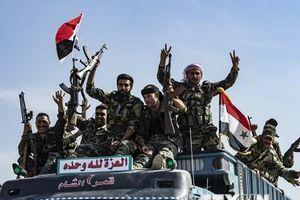 Đức đề xuất thiết lập vùng an ninh do quốc tế kiểm soát ở Syria