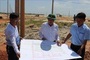 Xây dựng hạ tầng Khu kinh tế Đông Nam Quảng Trị
