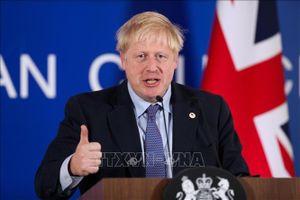 Thủ tướng Anh kêu gọi thông qua 'Thỏa thuận Ra đi'