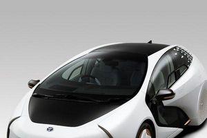 Lexus LQ mới tự hào về khả năng kết nối đầy cảm xúc với người lái