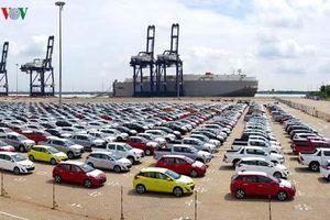 Việt Nam chi hơn 2,4 tỷ USD để nhập khẩu ôtô trong năm 2019