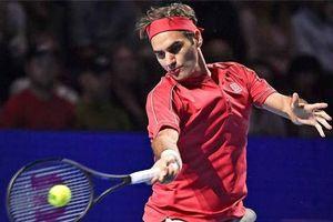 Federer chạm mốc trận đấu thứ 1.500