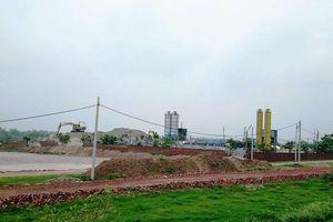 Bắc Ninh: Thanh tra các dự án trạm trộn bê tông