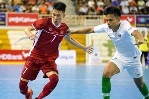 Phung phí cơ hội, tuyển futsal Việt Nam chưa có vé bán kết AFF Cup