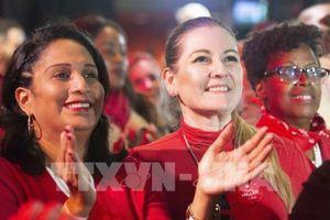 Tổng tuyển cử tại Canada: Đảng Tự do đã giành chiến thắng