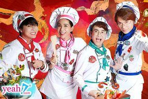 Huỳnh Lập hợp thành Bộ tứ ẩm thực vui nhộn cùng Khả Như, Quang Trung, Duy Khánh trước khi thành Pháp sư mù