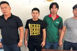Nhóm côn đồ đập phá quán nhậu ở Đà Nẵng đã ra đầu thú