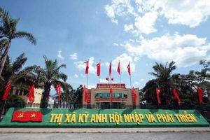 Chính phủ vay WB gần nghìn tỷ đổ vào thị xã Kỳ Anh - Hà Tĩnh