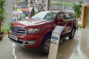 Ford Việt Nam bán được bao nhiêu xe trong quý III/2019?