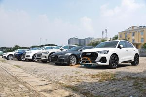 Dàn xe sang Audi sẵn sàng đổ bộ Triển lãm ô tô Việt Nam 2019