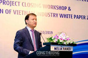 Công bố Sách trắng Công nghiệp đầu tiên của Việt Nam