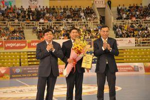 Khai mạc giải Futsal HDBank vô địch Đông Nam Á 2019