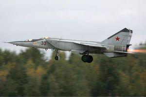Chiến cơ MiG-25 từng khiến NATO 'khiếp đảm' vì tốc độ 'điên cuồng'