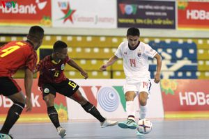 Futsal HDBank vô địch Đông Nam Á 2019: Thái Lan & Myanmar vào bán kết