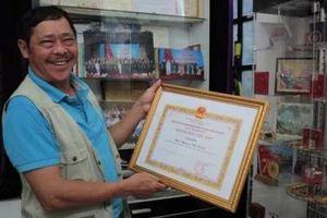Hiệp sỹ Thủ đô với hành trình 20 năm bắt hơn 300 vụ trộm, cướp