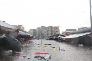 Vì sao TP Vinh hứng chịu trận lụt lớn nhất 40 năm qua?