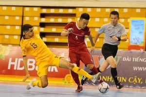Trực tiếp AFF HDBank Futsal Championship 2019: Malaysia vs Australia