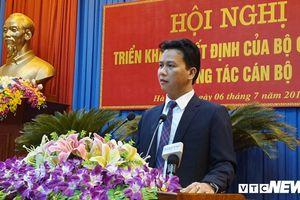Bí thư Đặng Quốc Khánh làm trưởng đoàn ĐBQH tỉnh Hà Giang