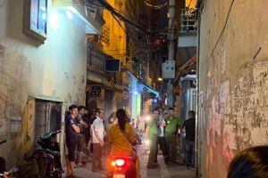 Hà Nội: Thau rửa bể nước ngầm, thanh niên chết vì ngạt khí