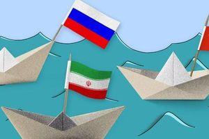 Hé lộ tính toán 'thiệt, hơn' trong tập trận chung Nga, Iran, Trung Quốc