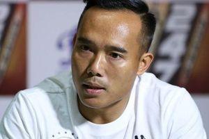 Trợ lý HLV CLB Hà Nội FC: 'Không đội bóng nào có thể vui khi nhận thất bại trong ngày nhận Cup'