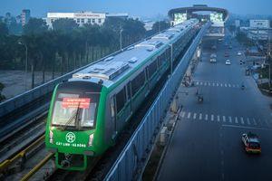 'Bộ GTVT không đề xuất kéo dài đường sắt Cát Linh - Hà Đông'