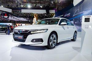 Honda Accord 2019 chốt giá hơn 1,3 tỷ tại Việt Nam
