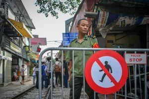 Quận Hoàn Kiếm bác kiến nghị xin hoạt động lại xóm cà phê đường tàu