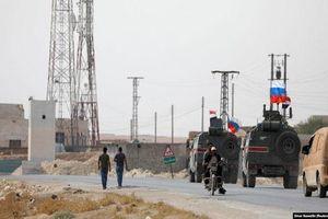 Các lực lượng Nga tiến vào biên giới Syria - Thổ Nhĩ Kỳ