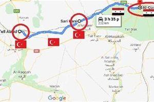 Syria nhận thắng lợi nhỏ các vùng Kurd chuyển giao