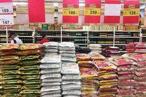 Xuất khẩu gạo của Thái-lan không đạt chỉ tiêu năm 2019