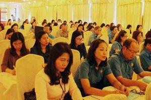 Hải Phòng: Tập huấn nghiệp vụ công tác nữ công