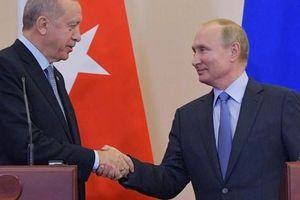 Nga - Thổ Nhĩ Kỳ đạt thỏa thuận 'lịch sử' về số phận người Kurd