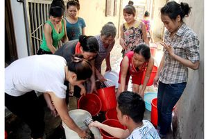 Cảnh báo đỏ cho việc quản lý an ninh nguồn nước