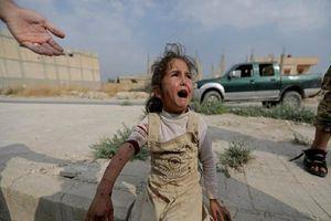 Cuộc sống người Kurd chạy loạn ở Syria, ai thấy cũng xót xa