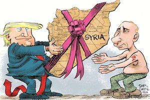 Nga với Trung Đông: Thay thời, đổi thế