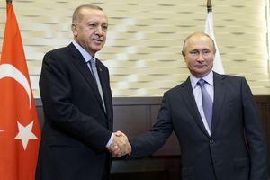 Nga – Thổ Nhĩ Kỳ đạt thỏa thuận về Syria: Dáng dấp Yalta