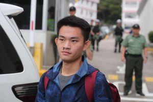 Nghi phạm giết người châm ngòi khủng hoảng Hong Kong được ra tù