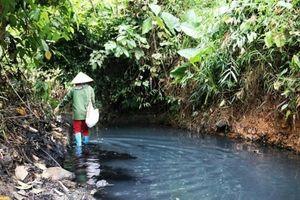 Chuyên gia 'điểm mặt' lỗ hổng quản lý từ vụ nước sông Đà nhiễm bẩn