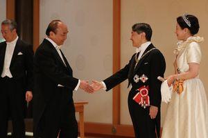 Thủ tướng hoàn thành tốt đẹp chuyến tham dự lễ đăng quang của Nhà vua Nhật Bản