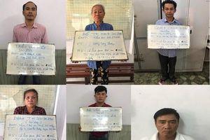 Công an TP.HCM thông tin về băng nhóm móc túi trên xe buýt trước cổng Suối Tiên