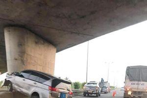 Say rượu chạy xe máy vào cao tốc TP.HCM - Trung Lương gây tai nạn liên hoàn
