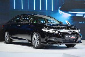 Honda Accord thế hệ thứ 10 chốt giá 1,319 tỷ đồng