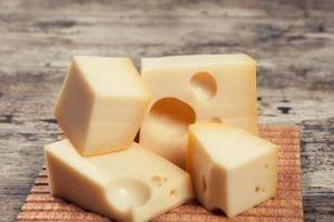 Phô mai và bơ có thể làm tăng nguy cơ ung thư tuyến tiền liệt