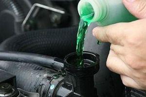 Nước làm mát động cơ ô tô tài xế cần phải biết để xe vận hành trơn tru